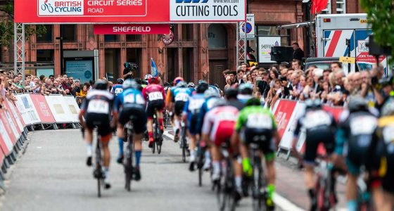 Enter the 2019 Sheffield Grand Prix